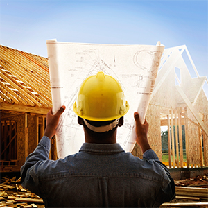 We will help you find the perfect place to build. BUILDING - we keep you informed of the progress each step of the way