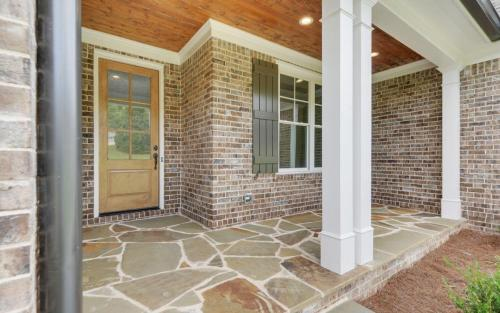 Traditional in The Retreat Exterior (Custom Home Builder Gainesville Georgia) (3)