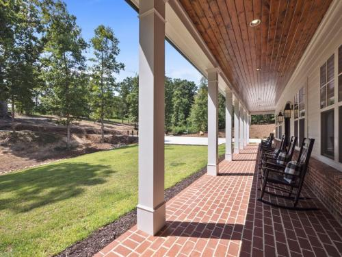Beautiful and Spacious Custom Modern Farmhouse | Holly Springs Home