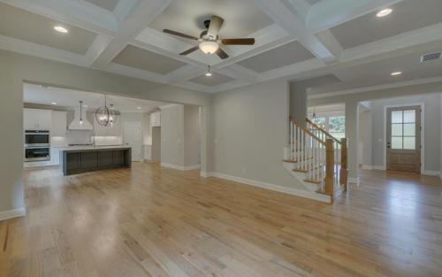 Traditional in The Retreat Kitchen (Custom Home Builder Gainesville Georgia) (1)