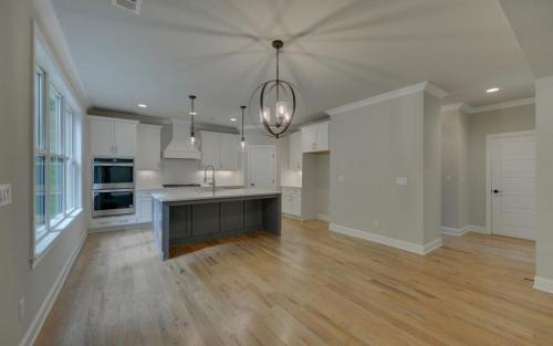 Traditional in The Retreat Kitchen (Custom Home Builder Gainesville Georgia) (2)