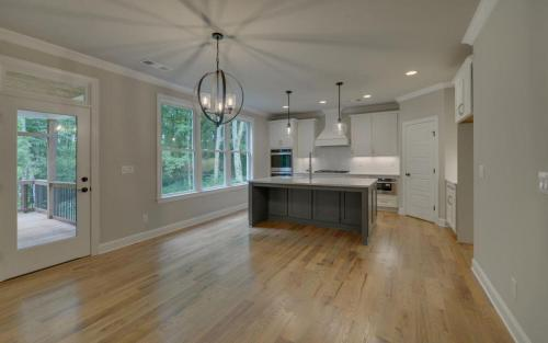 Traditional in The Retreat Kitchen (Custom Home Builder Gainesville Georgia) (3)