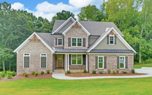 New Home Builder Hall County GA